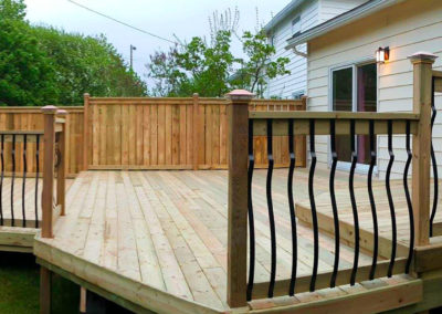General Contracting - New Deck